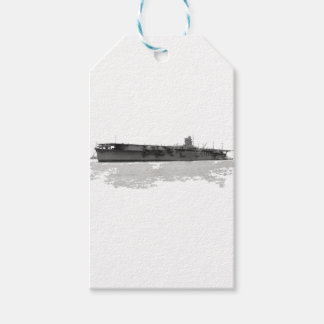 Japanese_aircraft_carrier_Hiryu_1939_cropped Gift Tags