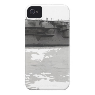 Japanese_aircraft_carrier_Hiryu_1939_cropped iPhone 4 Case