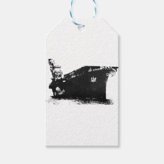 Japanese_aircraft_carrier_Hiyo Gift Tags
