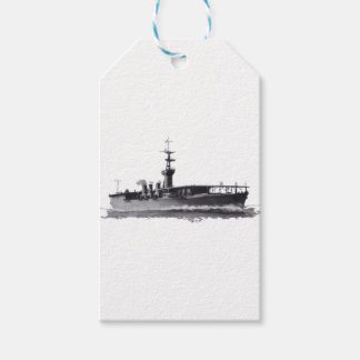 Japanese_aircraft_carrier_Hosho_1922 Gift Tags