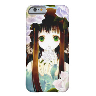 Japanese Anime Fantasy Butterfly Goddess iPhone Barely There iPhone 6 Case