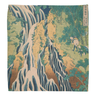 Japanese Art bandana