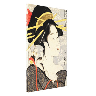 Japanese art canvas print