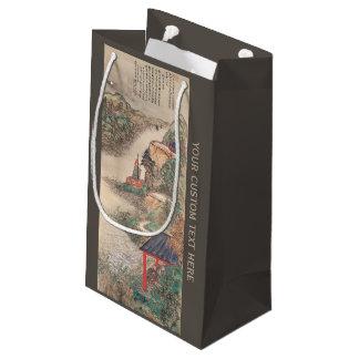 Japanese Art custom gift bag