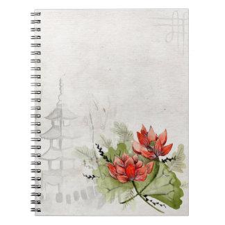 Japanese Art Notebook
