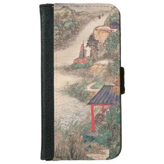 Japanese Art phone wallets