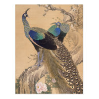 Japanese Art postcard