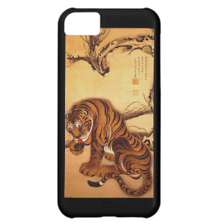 Japanese Art Tiger iPhone 5C case
