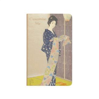 Japanese Beauty in Summer Kimono Journals