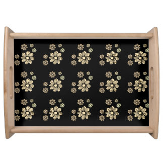 """""""JAPANESE BLOOMS"""" SERVING TRAY"""