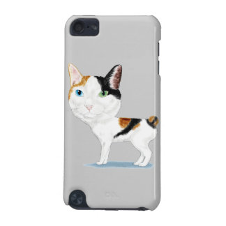 Japanese Bobtail Caricature iPod Touch 5G Cover