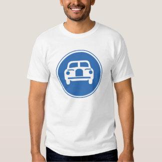 Japanese Car Sign T-shirts