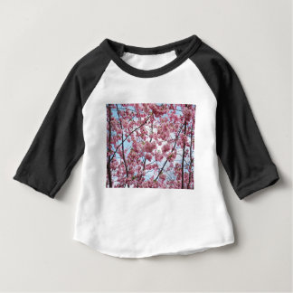 Japanese Cherry Blossom Baby T-Shirt