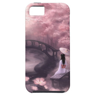 Japanese Cherry Blossom iPhone 5 Cover