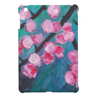 Japanese Cherry Blossom Painting iPad Mini Cases