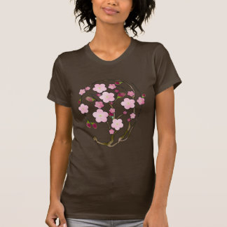 Japanese Cherry Blossom T Shirt