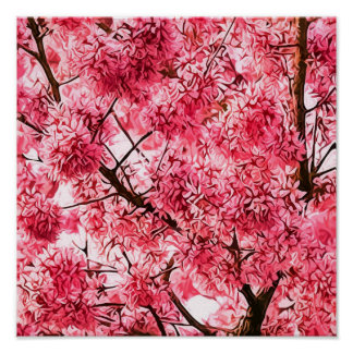 Japanese Cherry Blossom Tree (2013) Poster