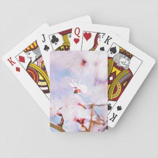 Japanese Cherry - Sakura In Bloom Poker Deck