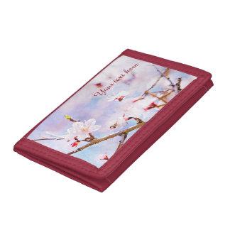 Japanese Cherry - Sakura In Bloom Trifold Wallet