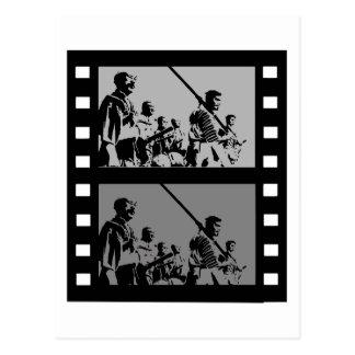 Japanese Cinema Film Postcard