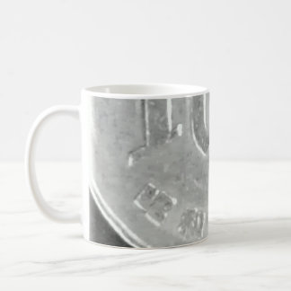 Japanese coin - 100 yen coffee mug