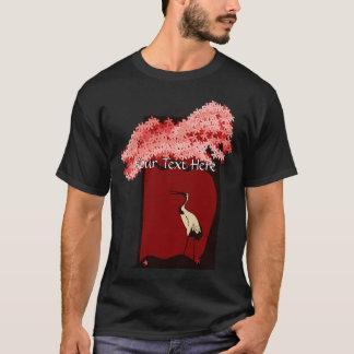 Japanese Crane Shirt