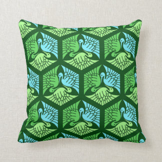Emerald Green And Blue Cushions - Emerald Green And Blue Scatter Cushions Zazzle.com.au