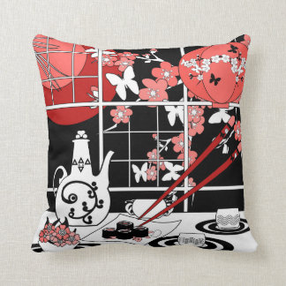 Japanese cuisine cushion
