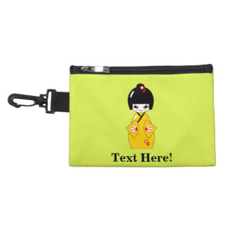 Japanese doll accessory bag
