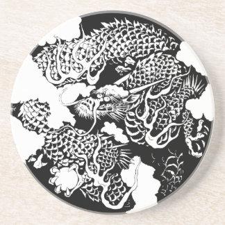 Japanese dragon coaster