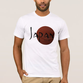 Japanese Earthquake Memorial Shirt