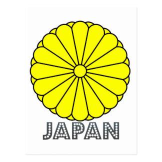 Japanese Emblem Postcard