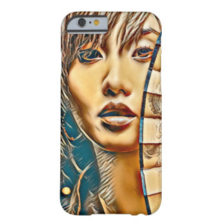 Japanese Faerie Fantasy Airbrush Art Barely There iPhone 6 Case
