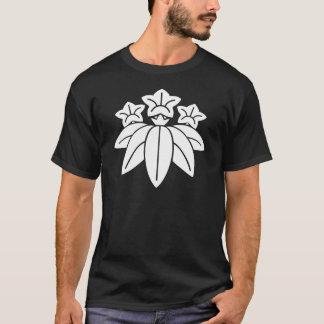 Japanese Family Crest KAMON Symbol T-Shirt