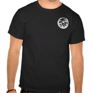 Japanese Family Crest KAMON Symbol Tee Shirts