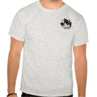 Japanese Family Crest KAMON Symbol Tshirt