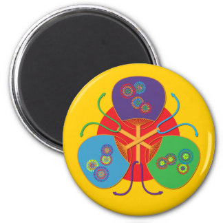Japanese fans magnet