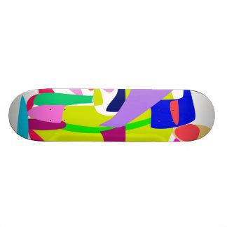 Japanese Festival Skateboard