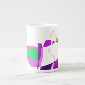 Japanese Festival Tea Cup