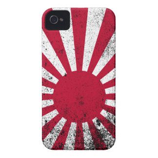 Japanese Flag iPhone 4 Case-Mate Cases