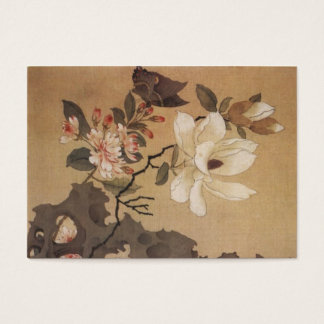 Japanese Floral Business Card