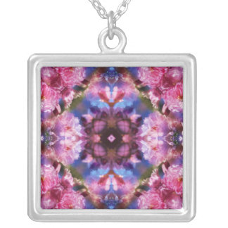 Japanese Flowering Cherry Necklace