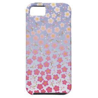 Japanese Flowers iPhone 5 Case
