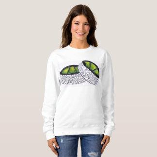 Japanese Food Sushi Avocado Roll Sweatshirt