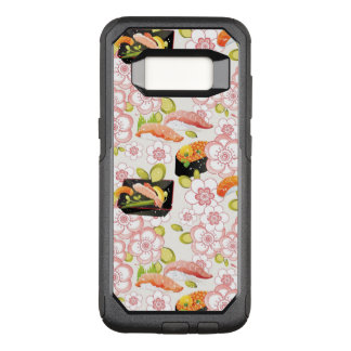 Japanese Food: Sushi Pattern 2 OtterBox Commuter Samsung Galaxy S8 Case