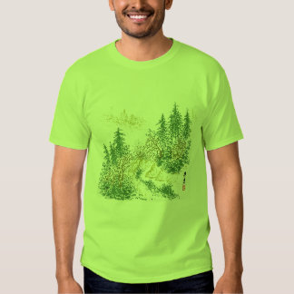 Japanese Forest 2 Tshirt