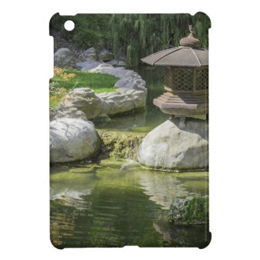 Japanese Garden 1 Cover For The iPad Mini