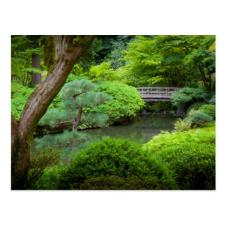 Japanese Garden, Portland, Oregon, USA Postcard