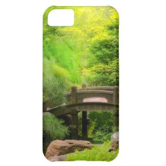 Japanese Garden - Water under the bridge iPhone 5C Case