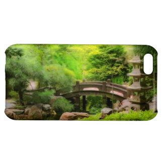 Japanese Garden - Water under the bridge iPhone 5C Cover